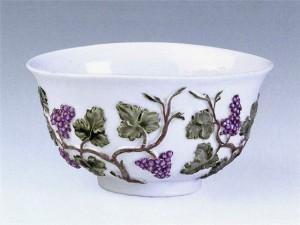 Первая фарфоровая чашка, произведенная в России