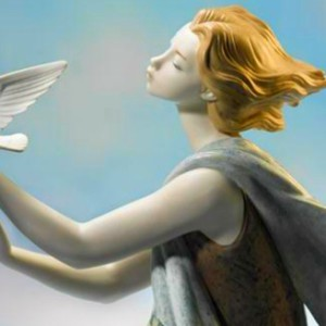Статуэтка Allegory to the peace от фабрики Lladro